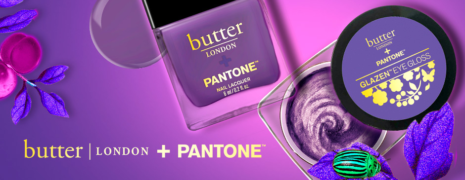 New Release Butter London Pantone Color Of The Year