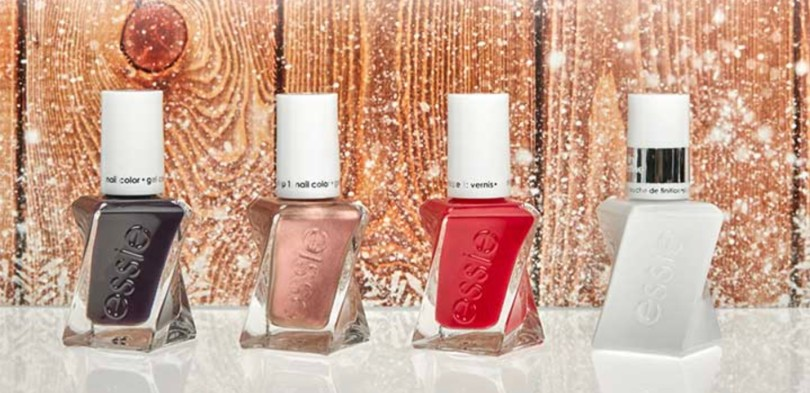 Essie Holiday 2017 Gel Couture