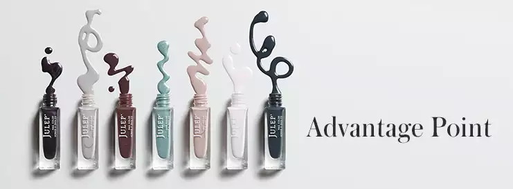 "Julep January 2018 ""Advantage Point"""