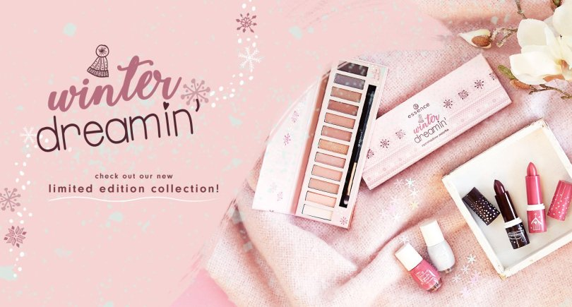 Essence Winter 2018 collection, Winter Dreamin'