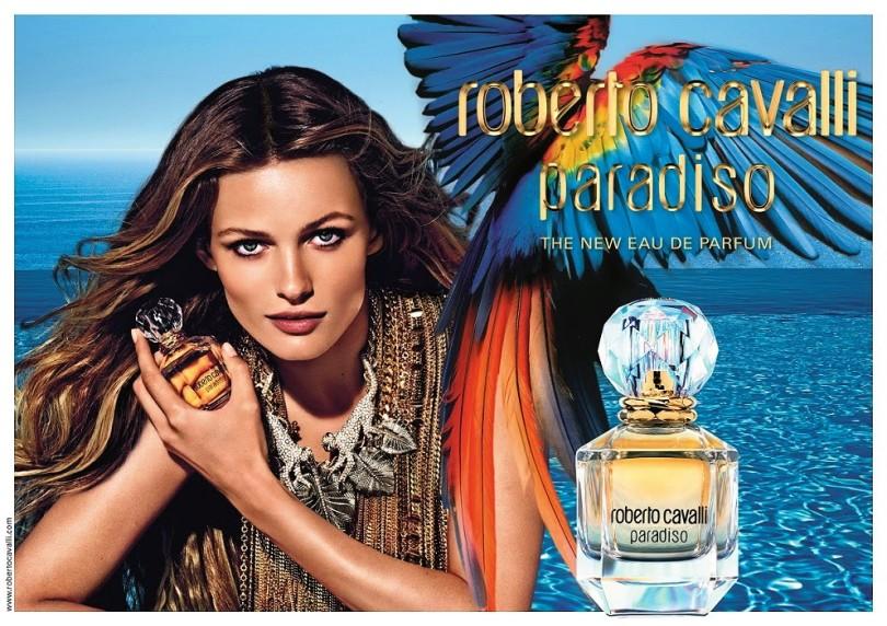 Roberto Cavalli Paradiso eau de parfum