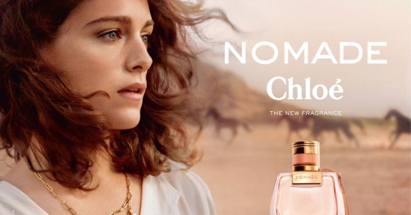 Chloé Nomade: The New Fragrance
